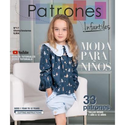 Revista patrones Nº 17 otoño - invierno 1