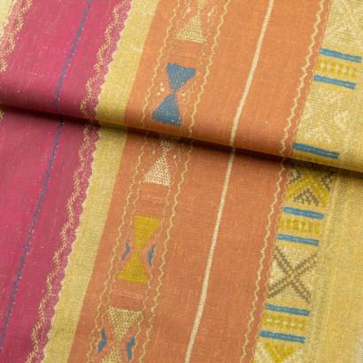 Tela de sábana etnica lomo