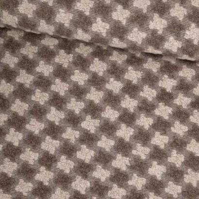 Tela de paño pata de gallo tubo
