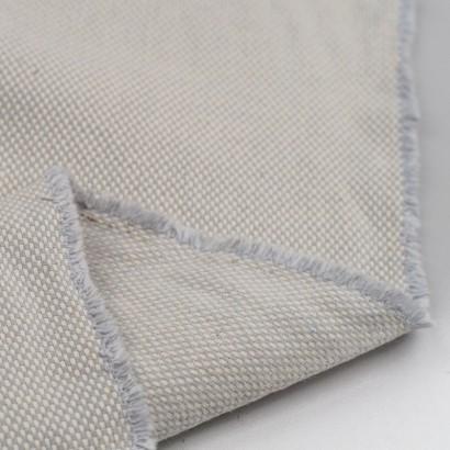 Tela de algodón lisa reves