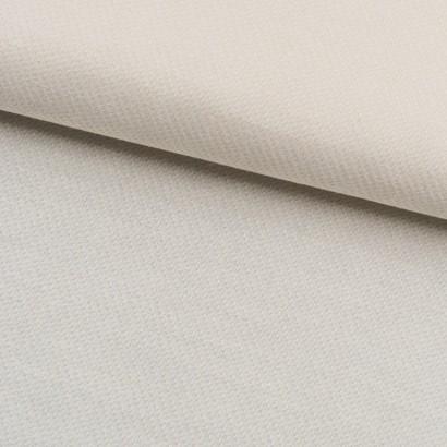 Tela de algodón liso lomo