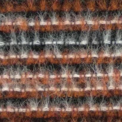 Tela de paño rayas de pelo 2