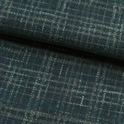 Tela de paño cuadro escocés lomo