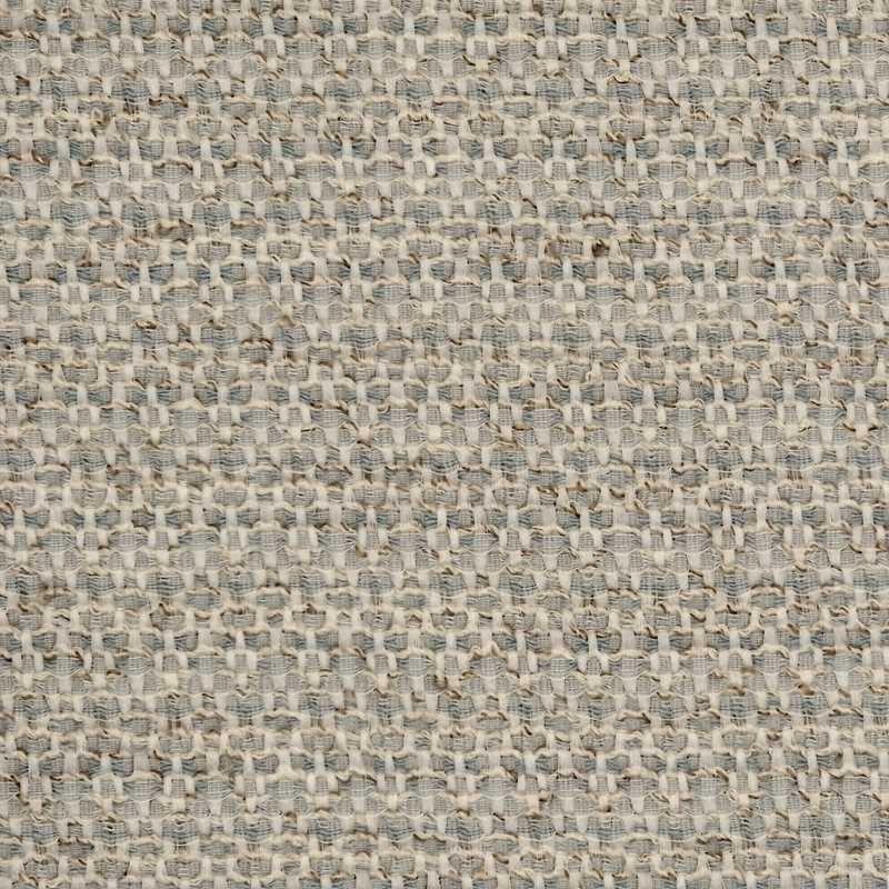 Tela de algodón azul crudo 1