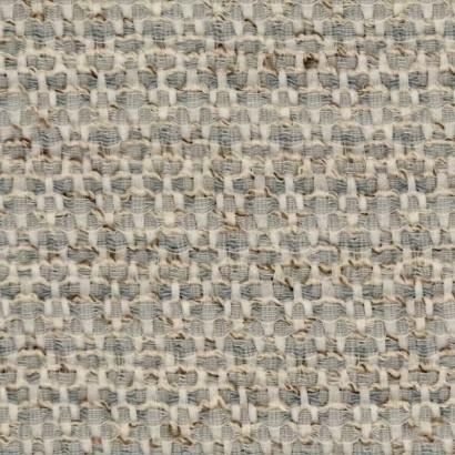 Tela de algodón azul crudo 2