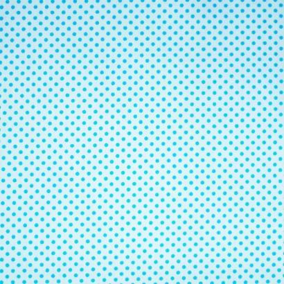 Tela de topos blanca azul 1
