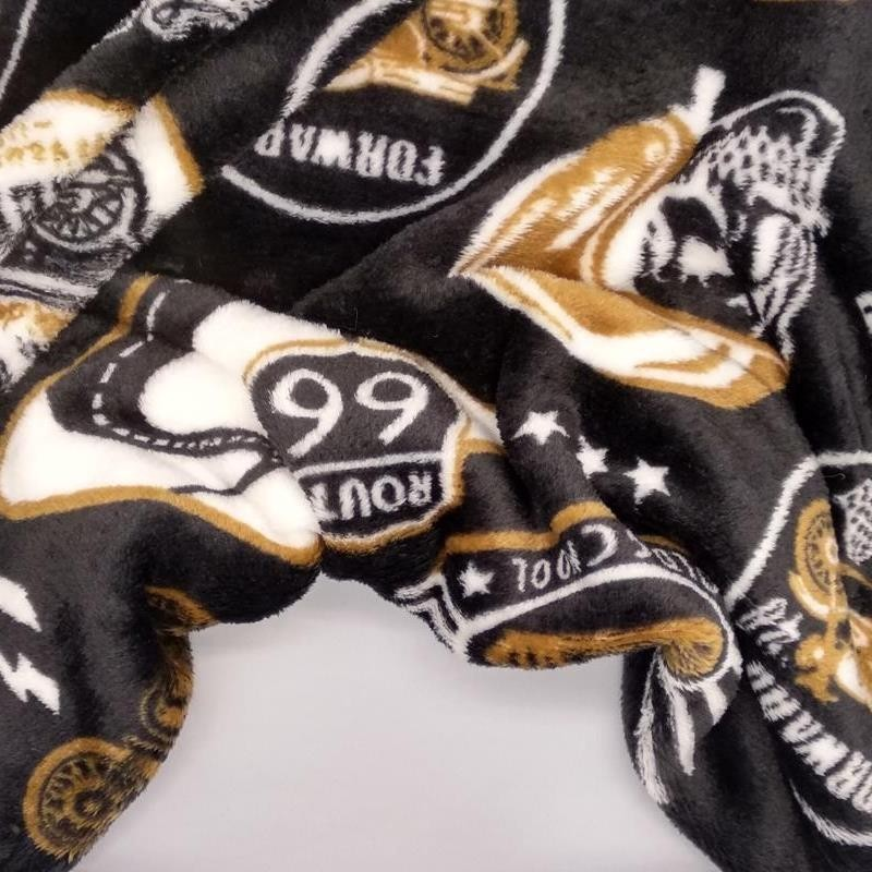 Lentejuela oro fondo negro