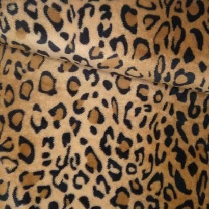 Tela de coralina leopardo