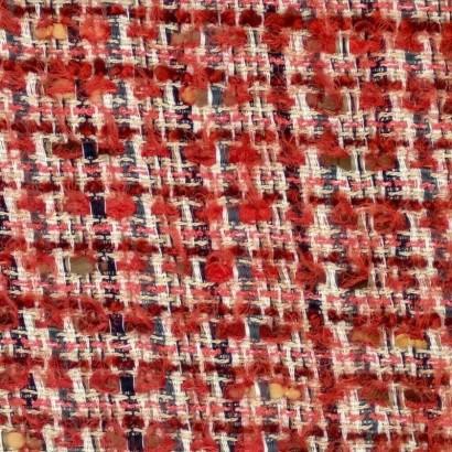 Tela de chanel rojo