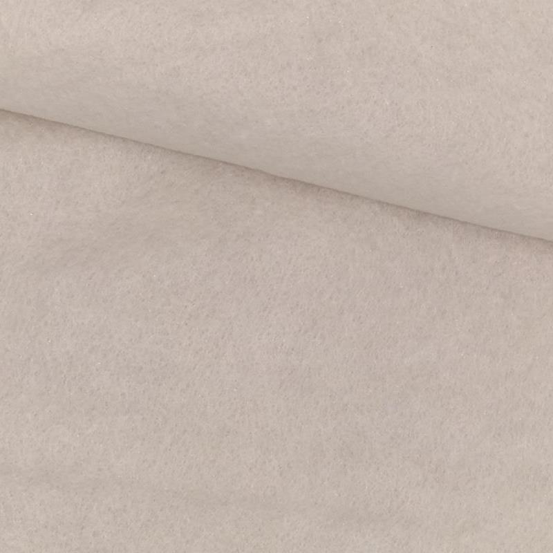 Tela de muletón blanda lomo
