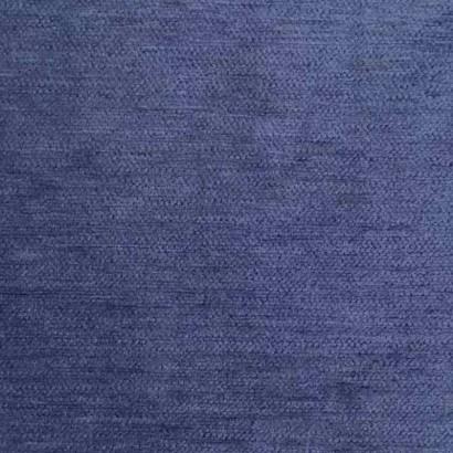 Tela de chenilla azul