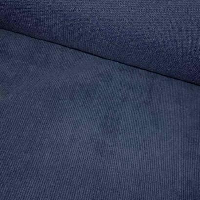 Tela de micropana azul marino lomo