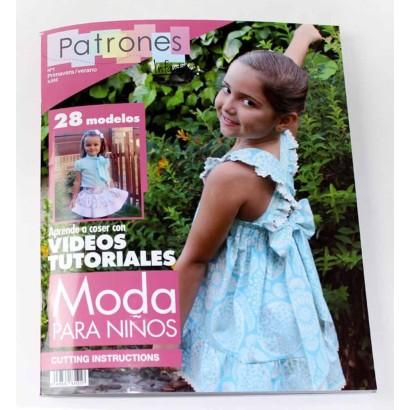 Revista de patrones infantiles Nº 1 - A