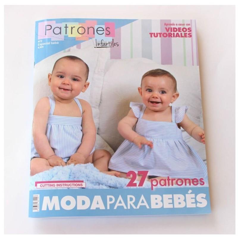 Revista de patrones infantiles Nº 2 - A