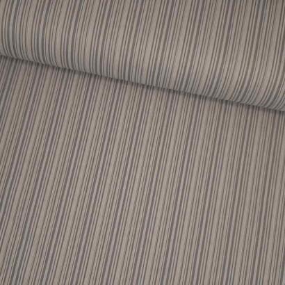 Tela de sábana raya azul lomo