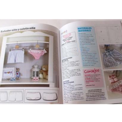 Revista de patrones infantiles Nº 2 - G
