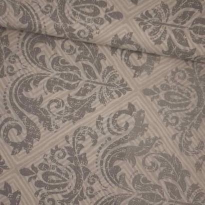 Tela de sábana rombos lomo