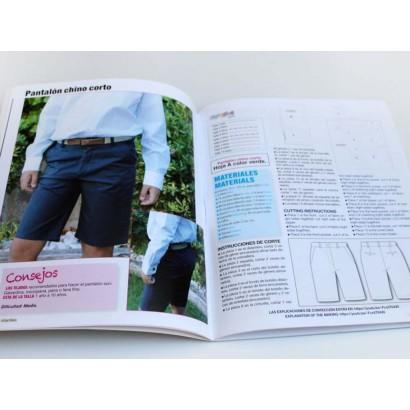 Revista de patrones infantiles Nº 3 - H