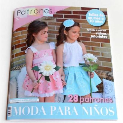 Revista de patrones infantiles Nº 4 - A
