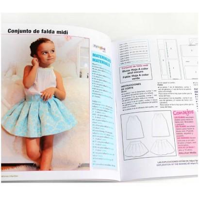 Revista de patrones infantiles Nº 4 - B