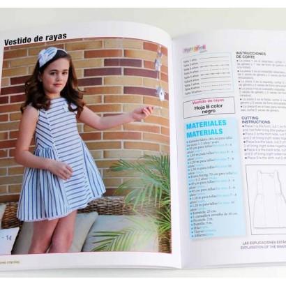 Revista de patrones infantiles Nº 4 - D