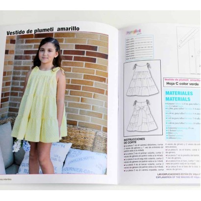 Revista de patrones infantiles Nº 4 - E