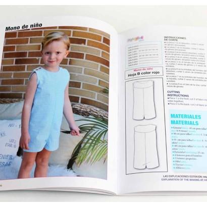 Revista de patrones infantiles Nº 4 - F