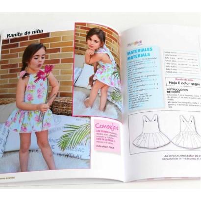Revista de patrones infantiles Nº 4 - G