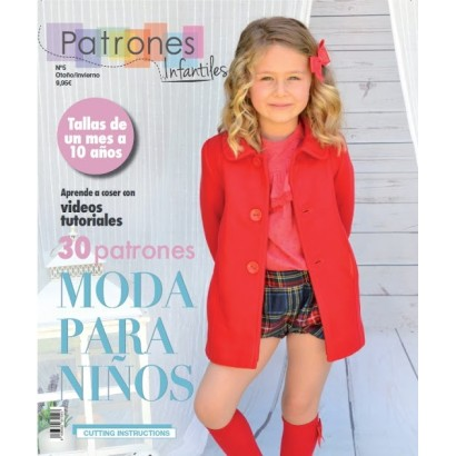 Revista de patrones infantiles Nº 5 - A