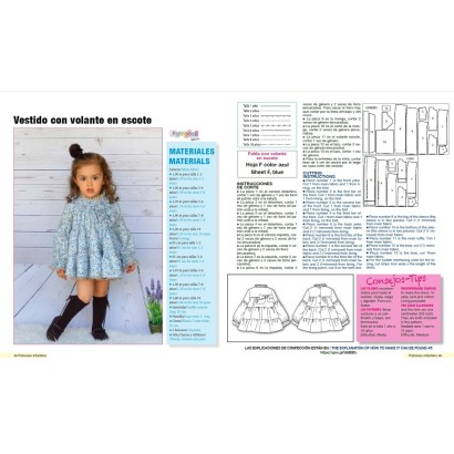 Revista de patrones infantiles Nº 5 - B