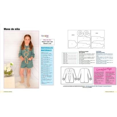 Revista de patrones infantiles Nº 5 - D