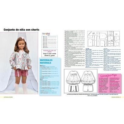 Revista de patrones infantiles Nº 5 - E