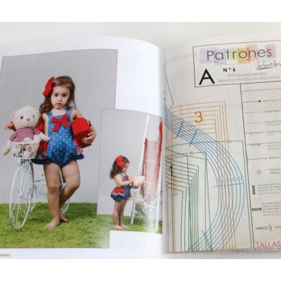 Revista de patrones infantiles Nº 6 - C