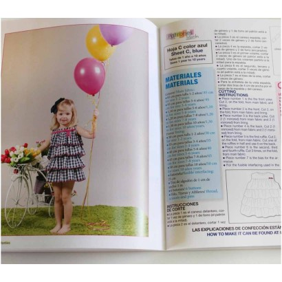 Revista de patrones infantiles Nº 6 - D