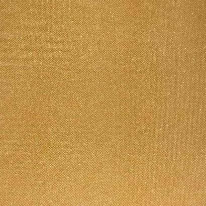 Tela de malla brillante dorada