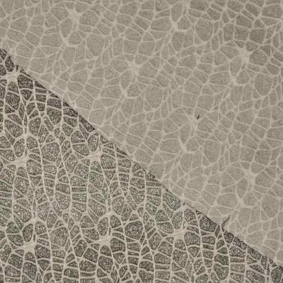 Tela de malla de telaraña plata 2