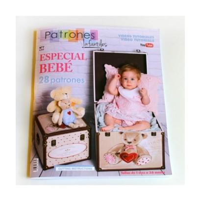 Revista de patrones infantiles Nº 7 - A