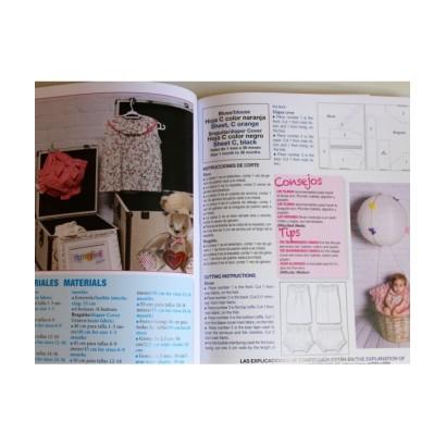 Revista de patrones infantiles Nº 7 - F