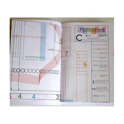 Revista de patrones infantiles Nº 7 - G