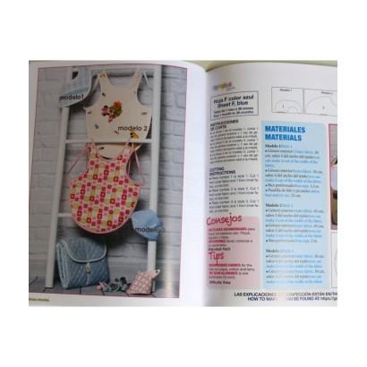 Revista de patrones infantiles Nº 7 - H