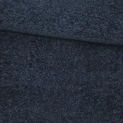 Tela de borreguito azul lomo