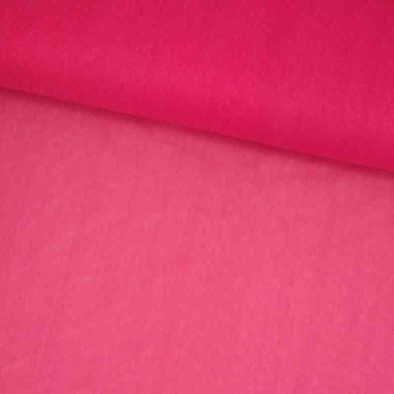 Tela de gasa de carnaval rosa lomo
