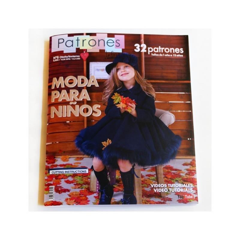 Revista de patrones infantiles Nº 8 - A
