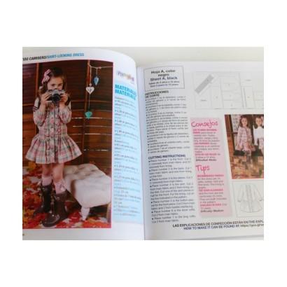Revista de patrones infantiles Nº 8 - D