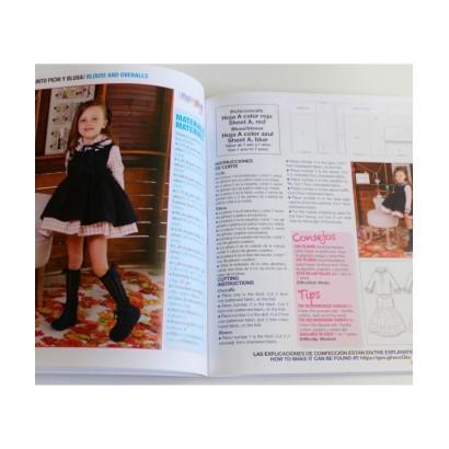 Revista de patrones infantiles Nº 8 - E