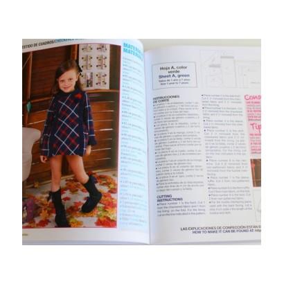 Revista de patrones infantiles Nº 8 - F
