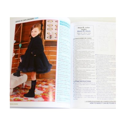 Revista de patrones infantiles Nº 8 - G