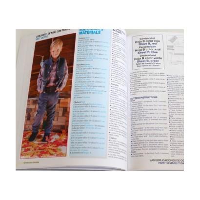 Revista de patrones infantiles Nº 8 - H