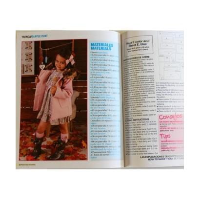 Revista de patrones infantiles Nº 8 - I