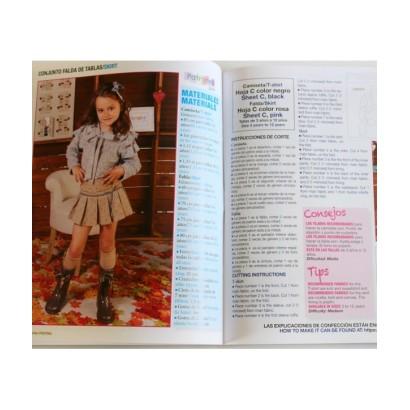 Revista de patrones infantiles Nº 8 - J